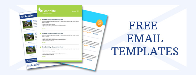 Free email templates from templatecraft.com - Gtect Systems